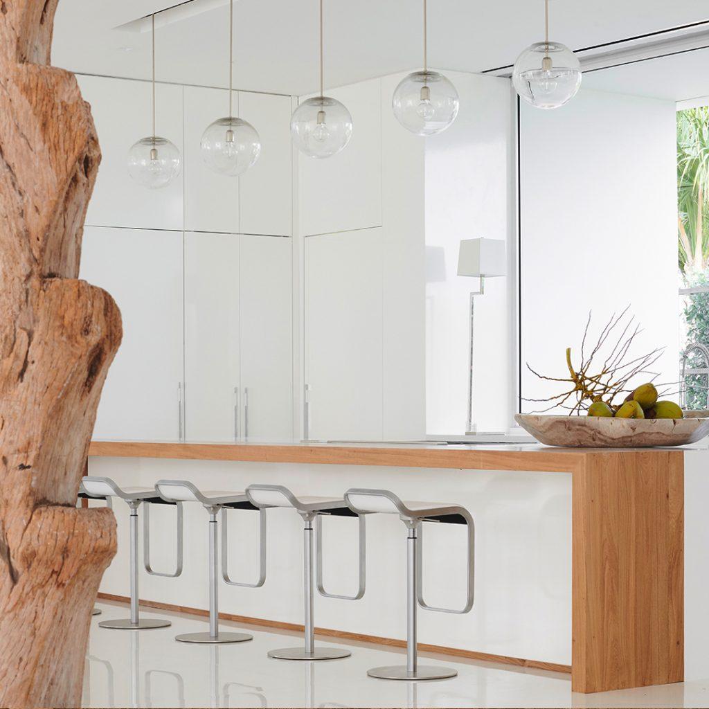 Featured Reclaimed Teak Project Emerald Pavilion Kitchen