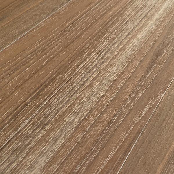 Reclaimed Teak Hardwood Flooring Wire Brush Raw And Finished Beachy Teak