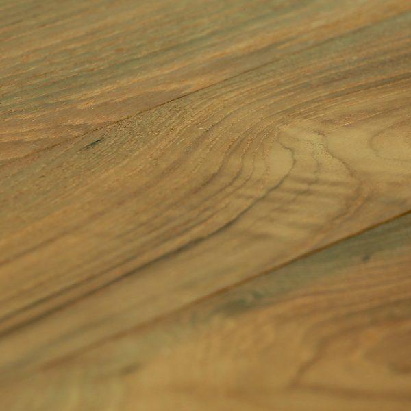 Techtona Reclaimed Teak Hardwood Flooring Smooth Finish Katha