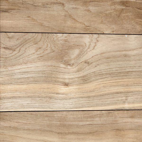 Engineered Reclaimed Teak Hardwood Flooring Natural Grey