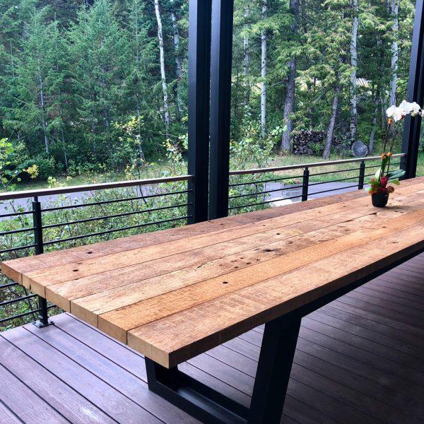 Reclaimed Teak Great Room Tables