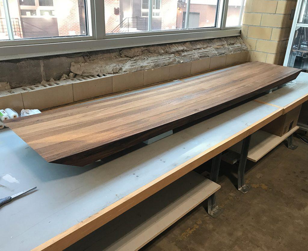 Reclaimed Teak Hardwood Bench