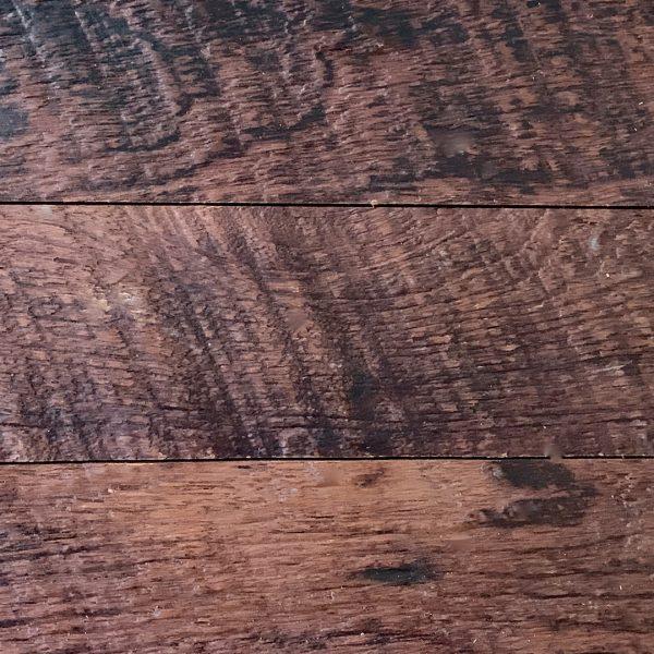 Teak Hardwood Paneling And Siding Original Face